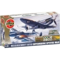 Maquette avion DOGFIGHT DOUBLE Me110 + SPITFIRE Mk1X BOXED GIFT SET