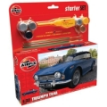 MEDIUM STARTER SET - TRIUMPH TR 4A