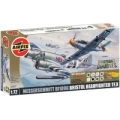 Maquettes Dogfight Double Beaufighter & Me109 1:72