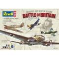 "Coffret cadeau ""Battle of Britain"" 4 maquettes avions REVELL"