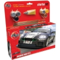 Maquette voiture Jaguar XKR GT3 Racing Large Starter Set