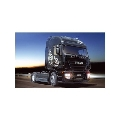 I3869 - Maquette camion IVECO Stralis Active Space ITALERI
