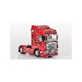 I3882 - Maquette camion Scania R560 V8 Red Griffin - ITALERI