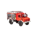 07501 - Maquette camion UNIMOG U1300L TLF 8/18 REVELL